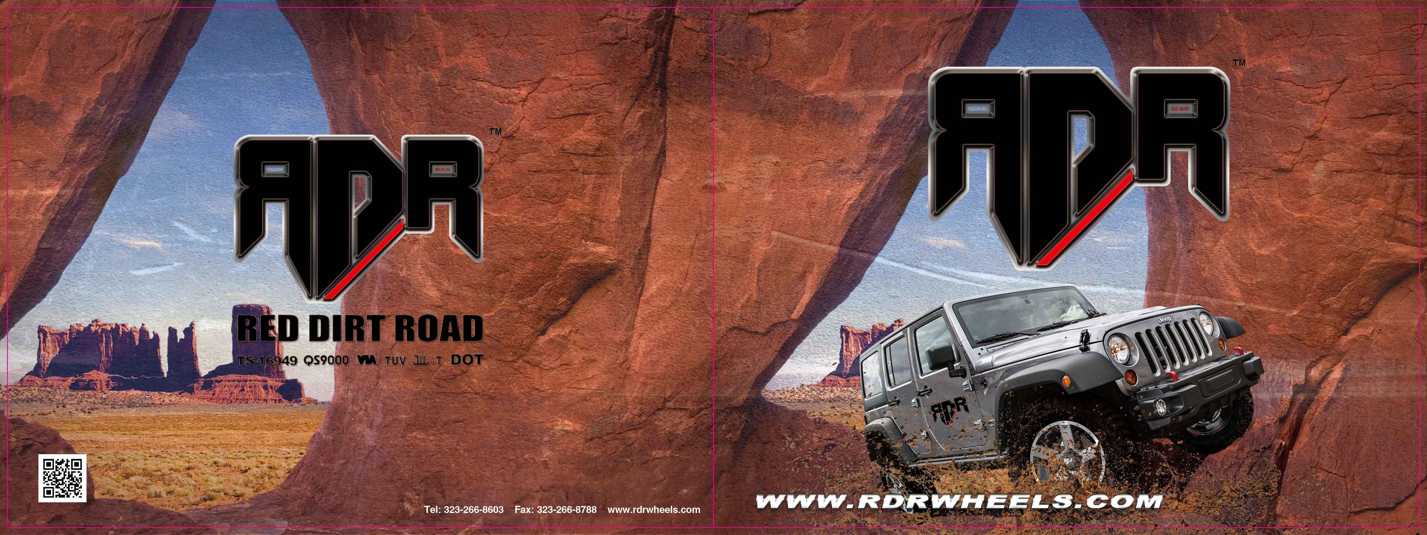 2016 RDR-0-0-01